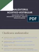 analizatorul acustic anatomie