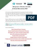 Sinusoidal Response of Series Circuits - GATE Study Material in PDF.pdf