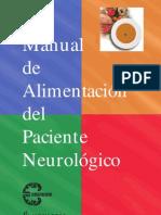 Manual de Alimentacion Del Paciente Neur - Desconocido
