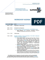 Agenda SUPERMAT Workshop Nov2017 Final
