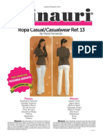 Casual Wear 13 Pattern by Minauri