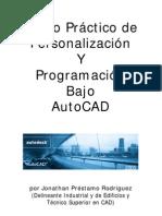Curso de personalización y programación bajo AutoCAD (por Jonathan Préstamo Rodríguez) - [771 págs.]