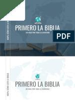 Primero La Biblia Un Viaje Por Toda La Escritura — Jonathan J. Garcia