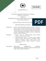 PP No. 44 Tahun 2015 ; Penyelenggaraan Program Jaminan Kecelakaan Kerja dan Jaminan Kematian.pdf
