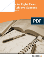 Strategies to Fight Exam Stress Achieve Success