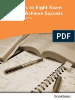 Strategies to Fight Exam Stress Achieve Success
