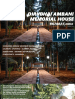 Dirubhai Ambani Memorial House
