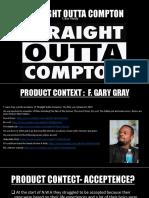 Straight Outta Compton Case Study