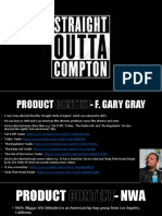 'Straight Outta Compton' Case Study