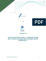Guia de Estudio Para La Tercera Fase Del Curso en Linea Del Prosimulador Enarm 2017 c2