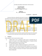 Draft Cblr