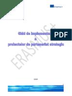 Ghid de Implementare a Proiectelor de Parteneriat Strategic