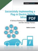 PSEV301P - LA EV Report Prelims