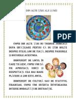 Copii Din Alte Țări Ale Lumii
