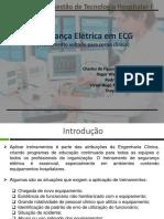 Seminário - Abordagem Segurança Elétrica em EGC