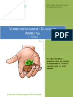 Vermicompostagem e Qualidade Ambiental (E-Book)
