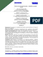 Aldolescent Osteomalasia in Saudi Arabia