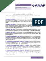 Buletin Legislativ 03-09 Iulie 2015