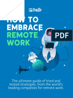 Embrace Remote Work - Ultimate Guide