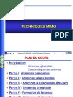 7 - Techniques MIMO