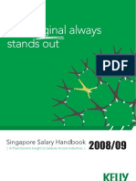 SINGAPORE Salary Hanbook