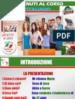 corso d'italiano per adulti