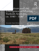 Beihammer Byzantium and the Emergence of Muslim-Turkish Anatolia 2017