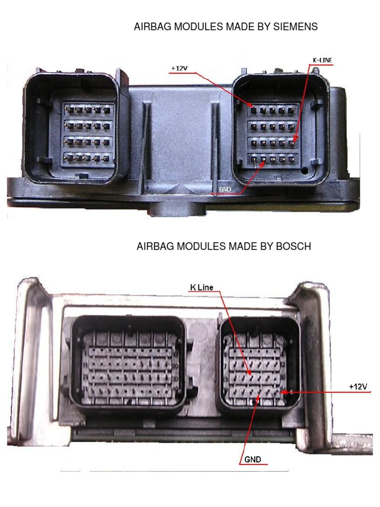 CARPROG Ford Airbag Reset manual pdf