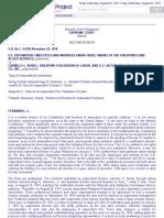 U.E. Automotive Employees v Noriel G.R. No. L-44350