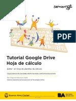 36e217 Tutorial Google Drive Hoja de Calculo
