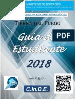 Guia Del Estudiante 2018 - CINDE (Version Final)