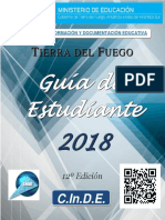 Guia Del Estudiante 2018 - CINDE (Version Final)