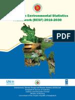 Bangladesh Environmental Statistics_ 2016-2030