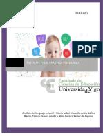 Informe Final Practica Psicología