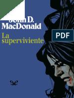 MacDonald, John D. - La Superviviente [35224] (r1.1)