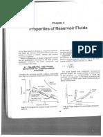 Properties of Reservoir Fluids
