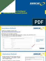 Manual Assinatura Outlook