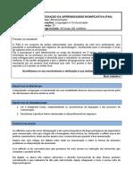 Produção de Aprendizagem Significativa_PAS de Linguagem e Comunicação