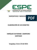 Enriquez Sampedro Ohmetro