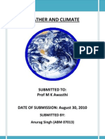 Weather & Climate ABM 07013