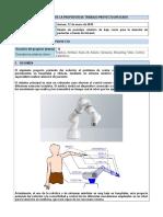 Propuesta de Investigación Robot Teleoperado Para Medicina.