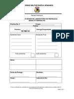 P02 - Resalto Hidráulico Formato