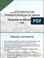 COEFICIENTES DE TRANFERENCIA DE MASA.ppt