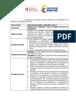 Convocatoria Externa Profesional Universitario 2044-11 Grupo de Análisis