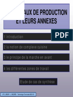 Diaporama Les Locaux de Production .J MUZARD