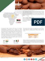 Infografía del Tamarindo