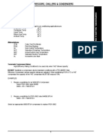Compressors, Chillers & Condensers