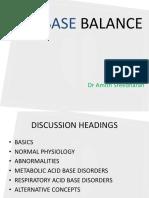 Acid Base Balance Final