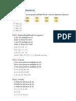AEyP 2eso 01 Divisibilidad y Numeros Enteros