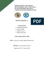 Agendas de Desarrollo